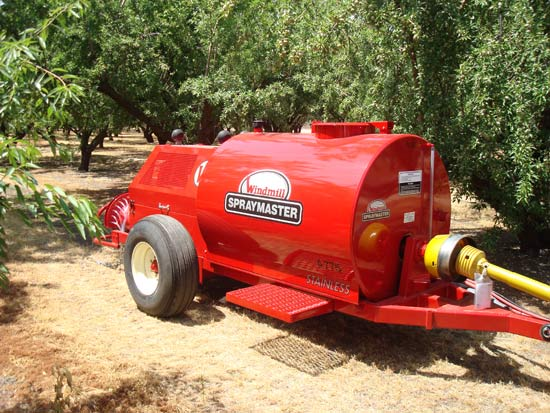 Orchard Sprayers And Spray Rigs